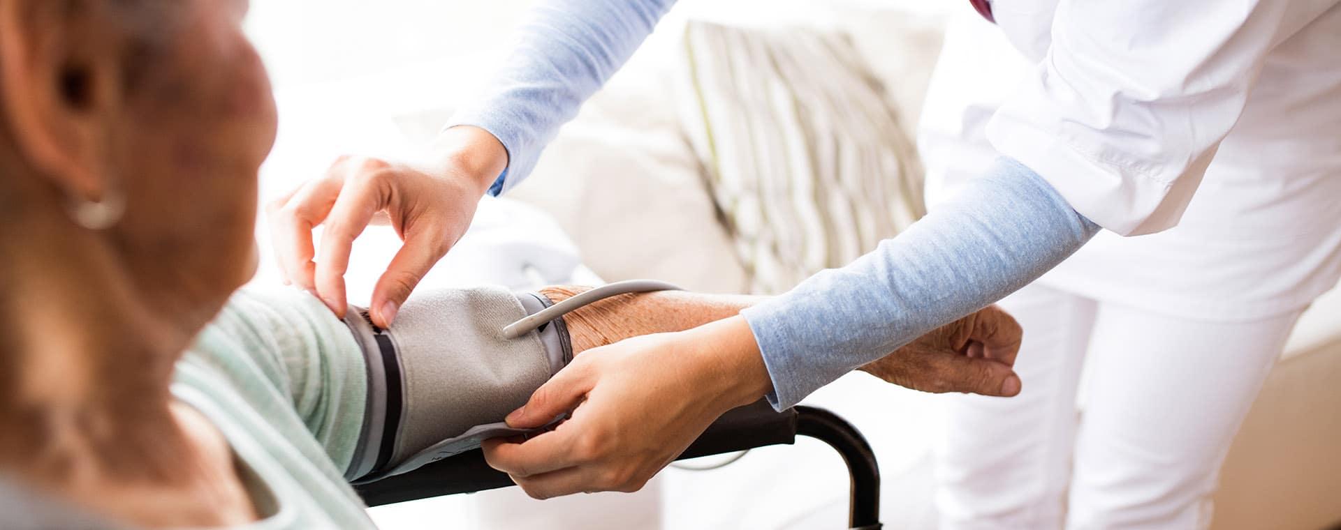 Hand und Herz - Pflegeleitbild